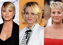Kaley Cuoco's Hair